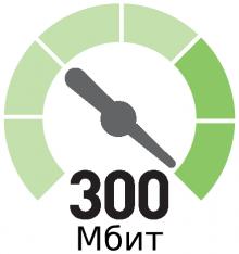 300mbps